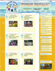 modyfikacja motywu, instalacja strony